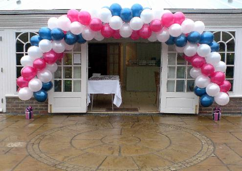 This example 20000 These arches use many more balloons and work well in